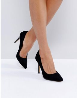 By Dune Allice Pointed Pumps