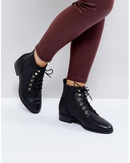 Peggie Buckle Ankle Boots