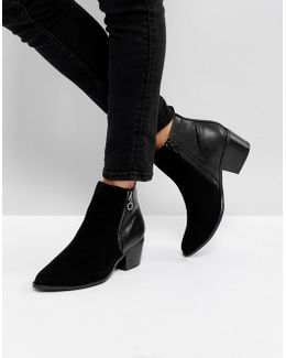 Pilar Ankle Boots