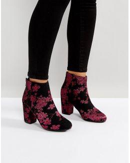 Orlina Heeled Boots