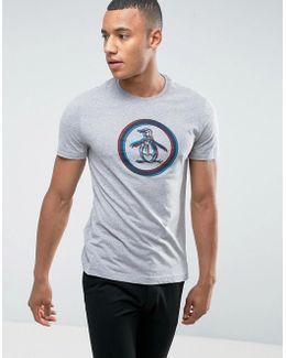 3d Circle Logo T-shirt