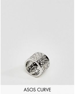 Exclusive Filigree Cut Out Ring