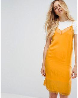 Cami Dress With T-shirt