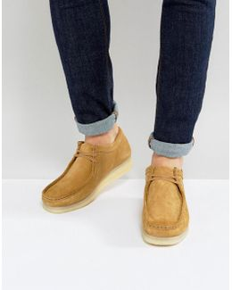 Wallabee Suede Shoes