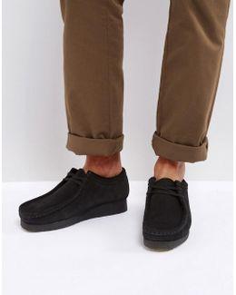 Wallabee Suede Shoes