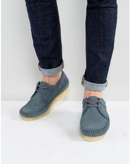 Weaver Suede Shoes