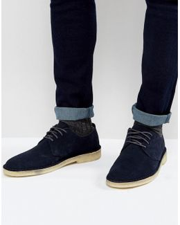 Desert London Suede Shoes