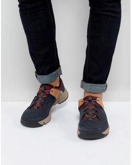 Clarks Tritrack Lo Hiking Sneakers