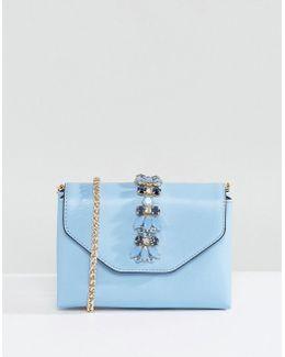 Mini Cross Body Embellished Bag