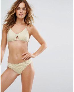 Line Up Medium Reversible Bikini Bottom