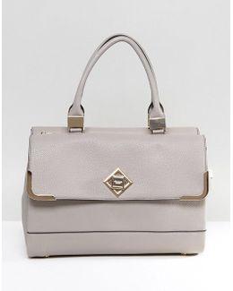 Regency Tote Bag With Handheld Strap