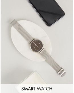 Connected Skt1113 Jorn Mesh Hybrid Smart Watch