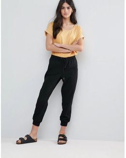 Laffi Easy Ribbed Joggers