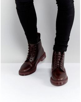 101 Br 6 Eye Color Block Boots