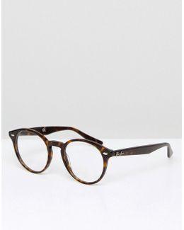 Round Glasses 0rx2180v