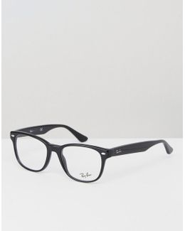 Wayfarer Glasses Improved Fit 0rx5359