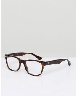 Wayfarer Glasses Improved Fit 0rx5359