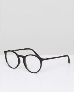 Round Glasses 0rx7132