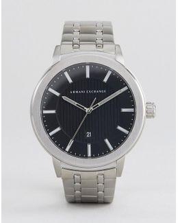 Ax1455 Bracelet Watch In Silver