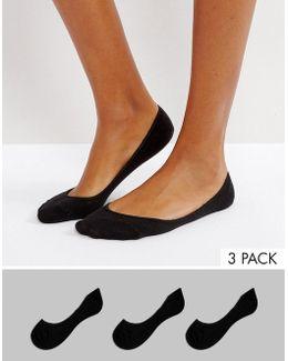 3 Pack Pop Socks