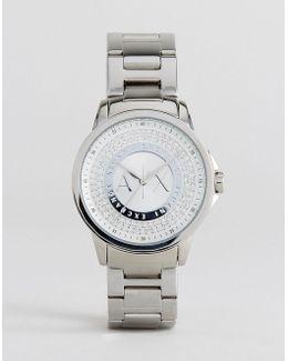 Ax4320 Bracelet Watch In Silver