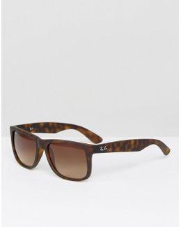 Wayfarer Sunglasses Improved Fit 0rb4165