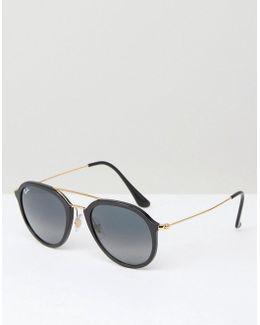 Aviator Sunglasses 0rb4253