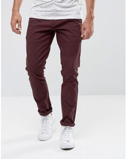 Chino In Slim Fit