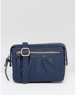 Zip Cross Body Bag