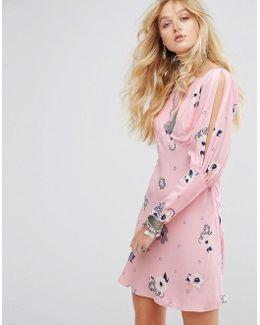 Sunshadows Mini Dress