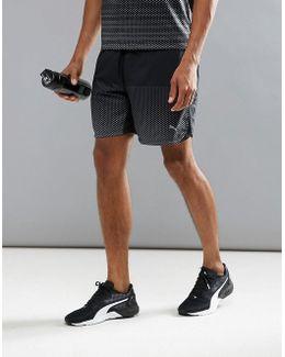 Running Graphic 7 Shorts In Black 51555901