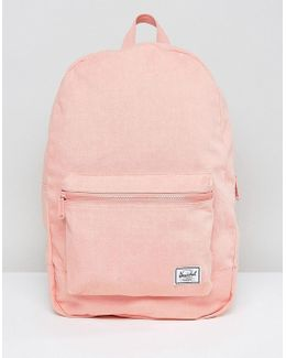 Cotton Daypack Backpack