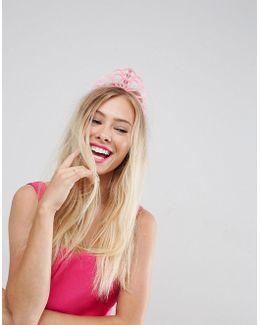Hen Glitter Princess Hair Crown