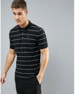 Polo In Stripe
