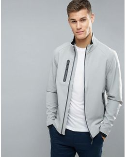 Soft Shell Water Repellent Jacket