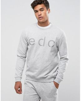 Sweatshirt With Branding