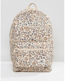 Core Canvas Backpack