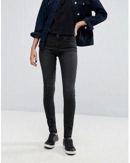 Five Abby Skinny Jeans