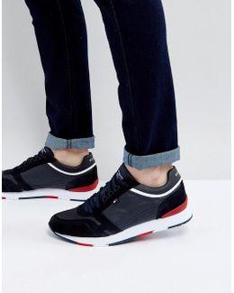 Leeds Sneaker In Navy
