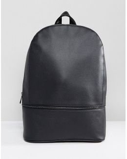 Large Zip Base Backpack