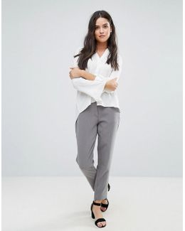 Amila Straight Trousers