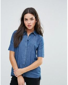 Manilli Denim Shirt