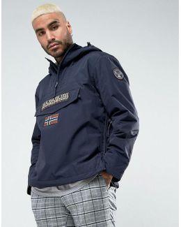 Rainforest Jacket In Navy