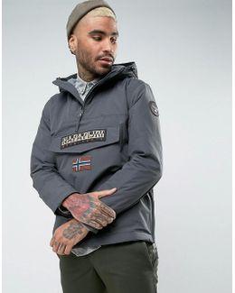 Rainforest Jacket In Dark Grey