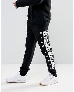 Tier 1 Logo Sweatpants In Black Suit 1