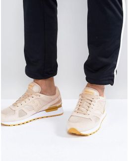Shadow Original Sneakers In Tan S2108-649