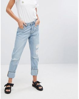 Imoo Disorted Jeans