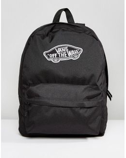 Realm Backpack In Black