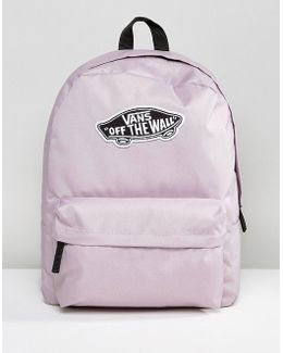 Realm Backpack In Lilac