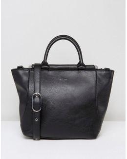 Kari Tote Bag In Black
